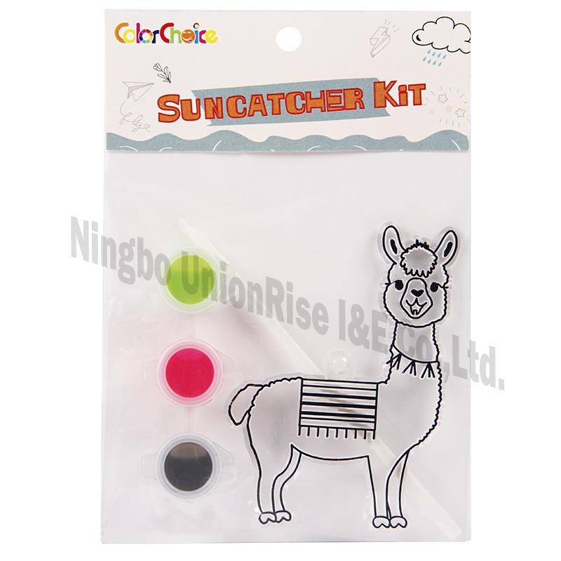 Suncatcher Kit Alpaca