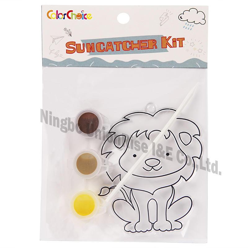 Suncatcher Kit Lion