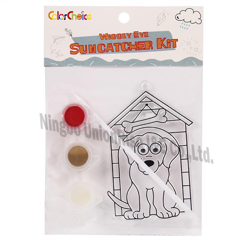 Suncatcher Kit Dog