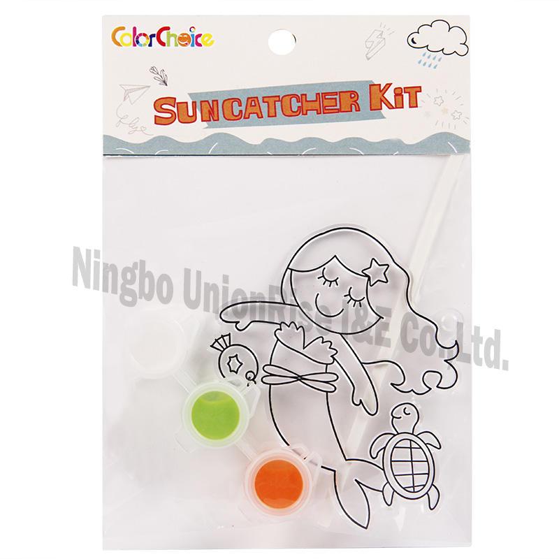 Suncatcher Kit Mermaid