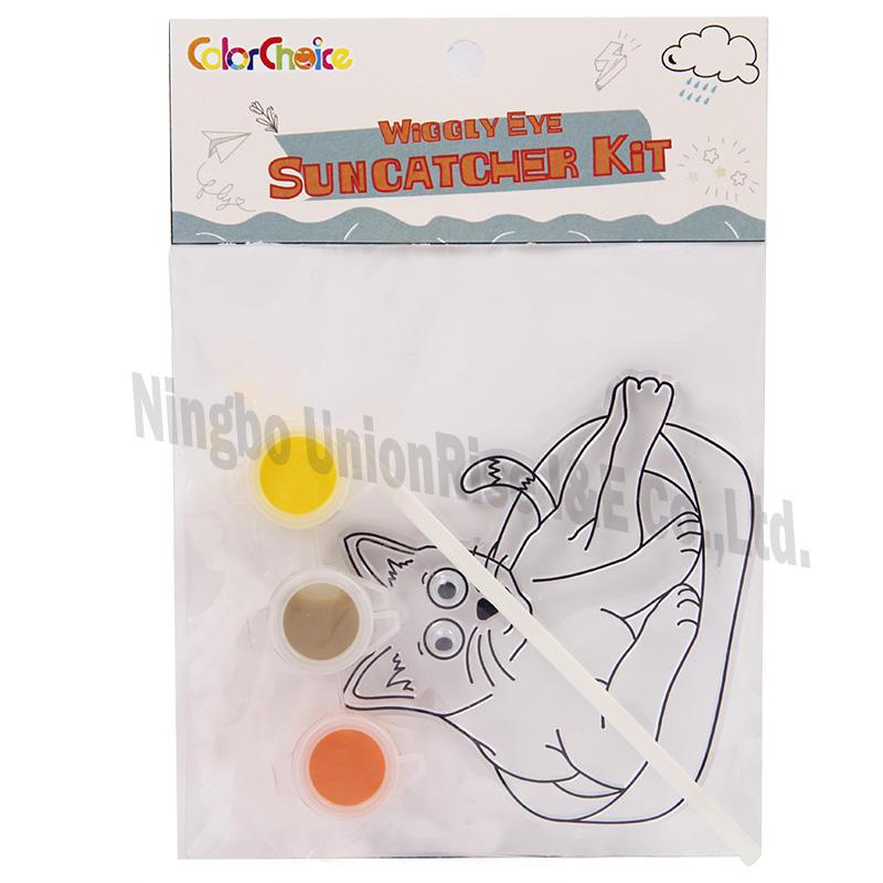 Suncatcher Kit Cat