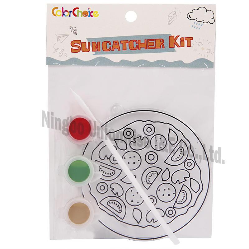 Suncatcher Kit Pizza