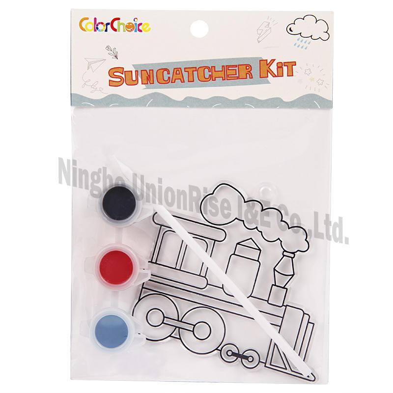 Suncatcher Kit Train