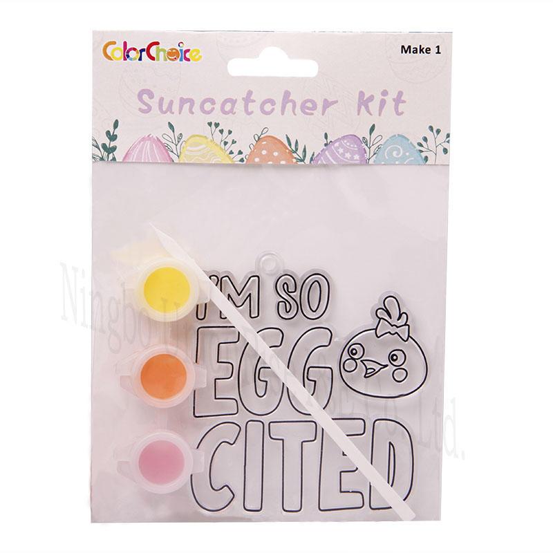 Suncatcher Kit Letter