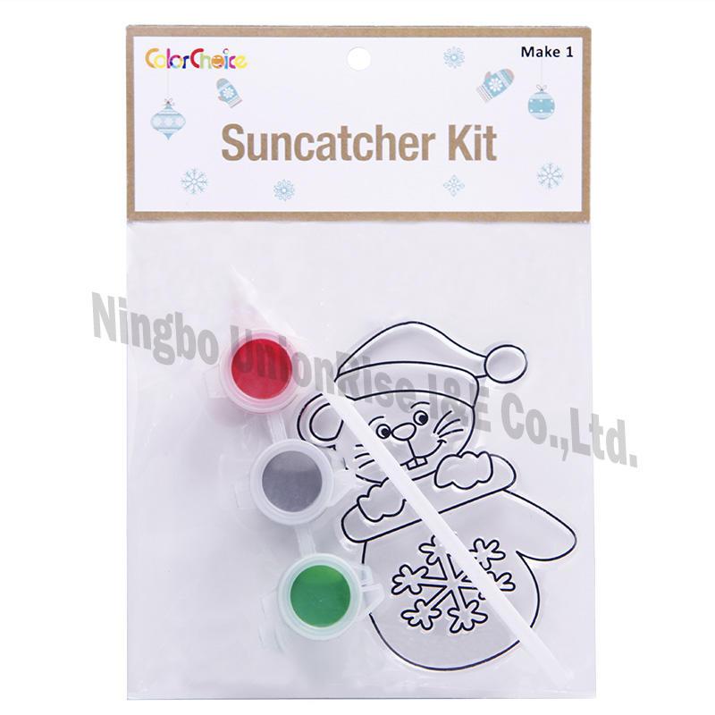 Suncatcher Kit Pocket cat