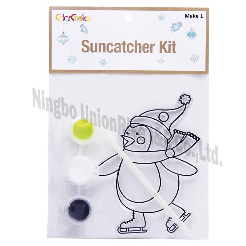 Suncatcher Kit Penguin