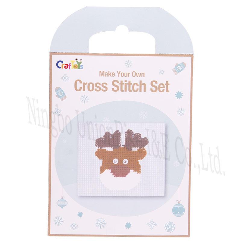 Unionrise knitsnowman yarn art kit manufacturers for kids