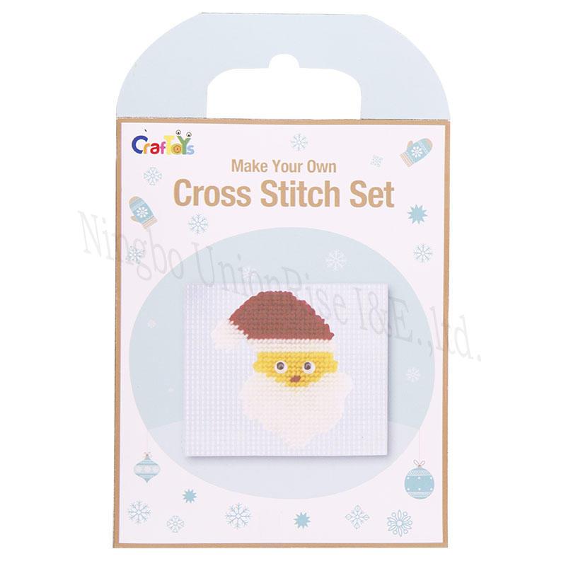 Make Your Own Cross Stitch Set