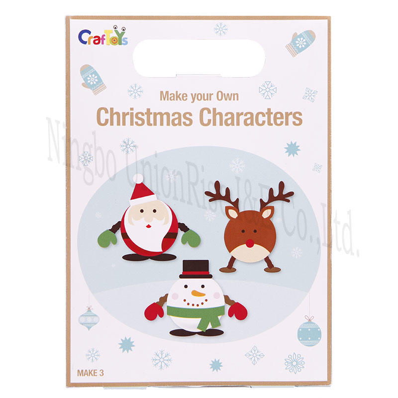 Make Your Own Christmas Characters