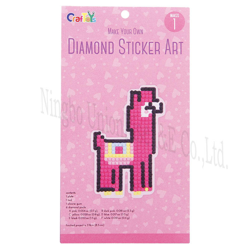 Unionrise High-quality arts and crafts stickers factory for kids