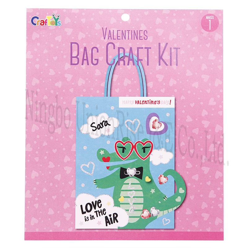 Valentines Bag Craft Kit