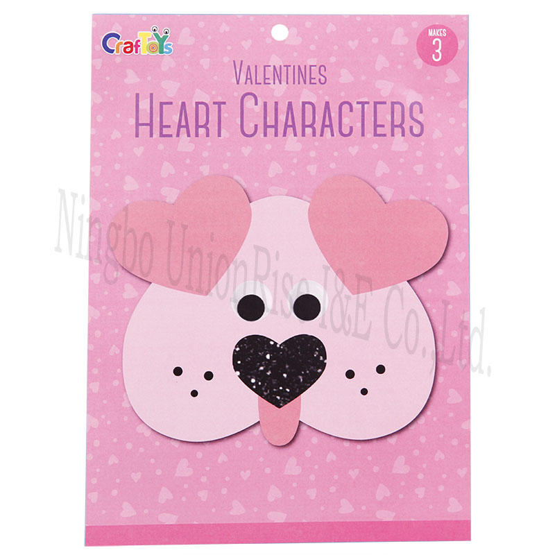 Valentines Heart Characters