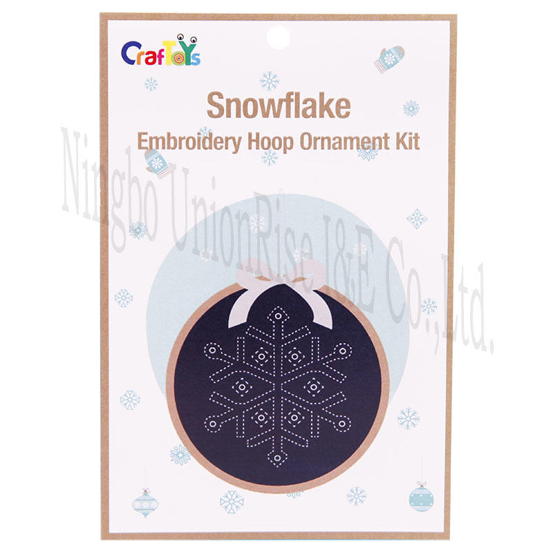 High-quality christmas craft kits string manufacturers for kids