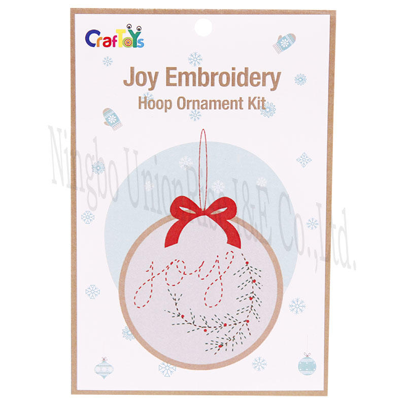 Unionrise string christmas craft kits factory for kids