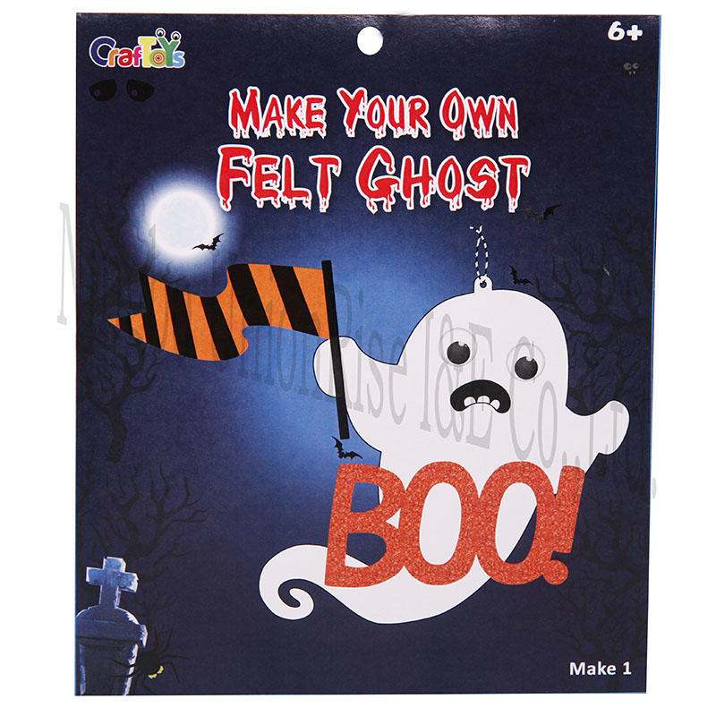 Make your own Felt ghost