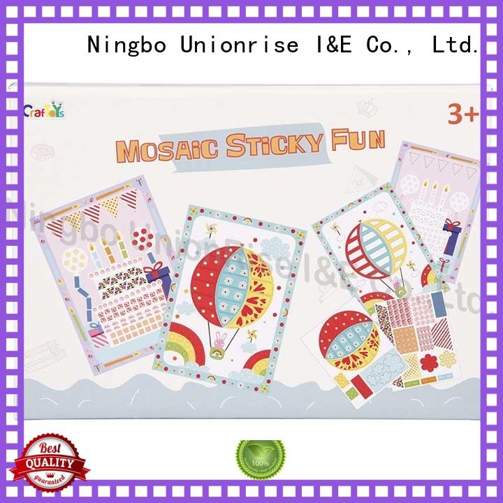 Unionrise paper craft kits