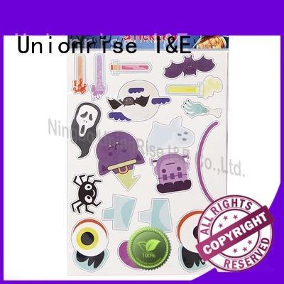 Unionrise halloween kids craft stickers