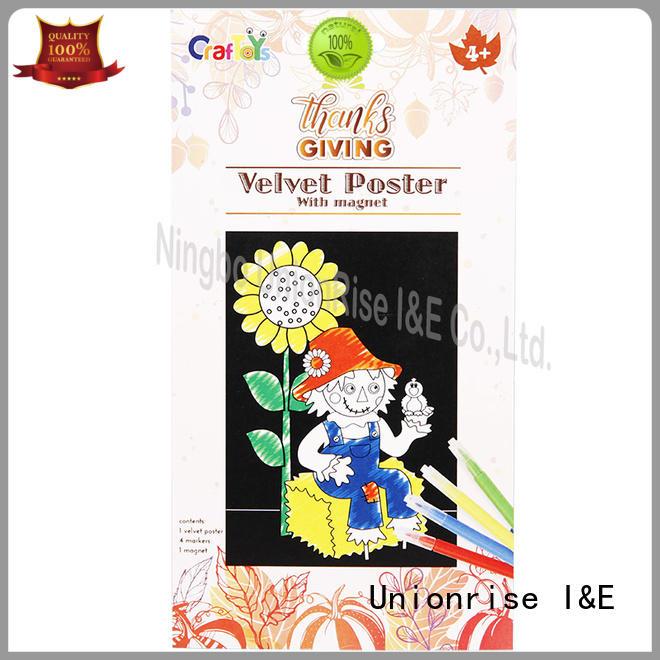 Unionrise paper art kit