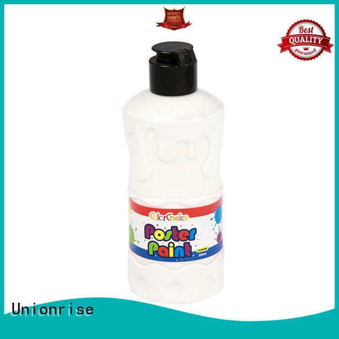 Unionrise educational washable poster paint free sample at discount