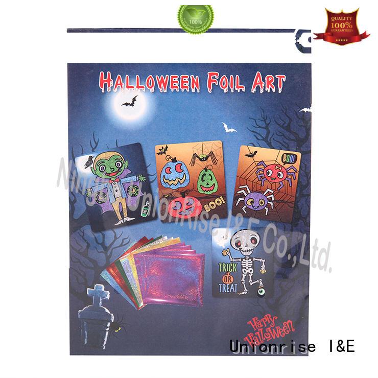 Unionrise foil art kit free sample at discount