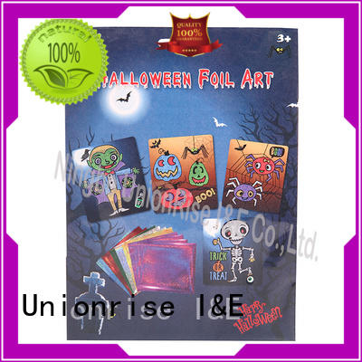 popular foil art kit Halloween theme free delivery best factory price