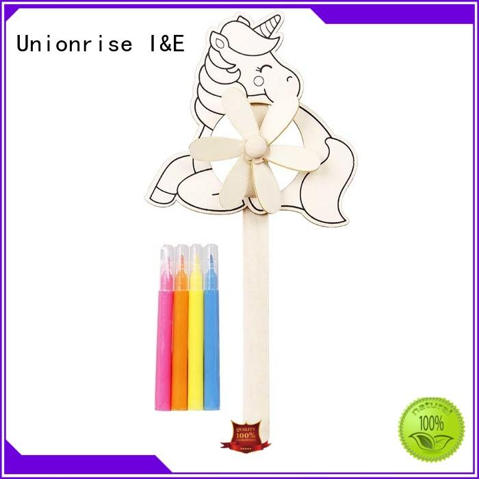 Unionrise wooden craft sets