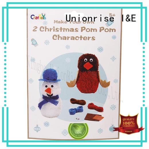 Unionrise knitsnowman yarn craft kits