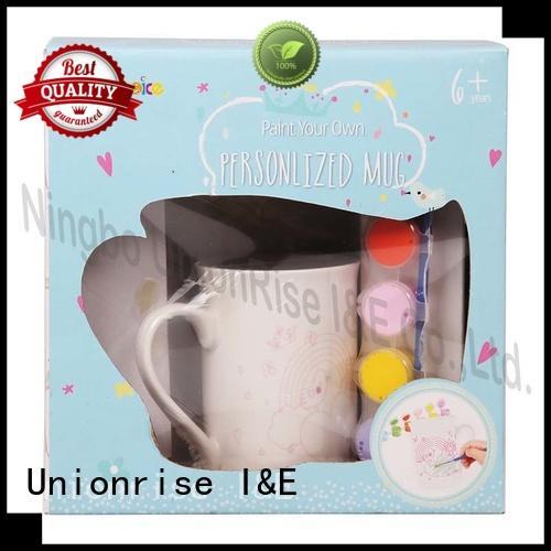 Unionrise ceramic painting kits