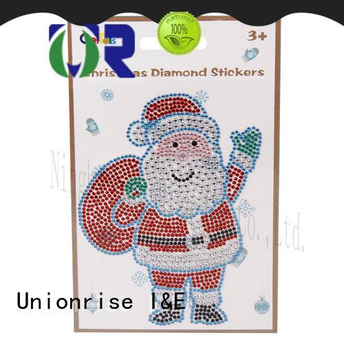 Unionrise book kids craft stickers