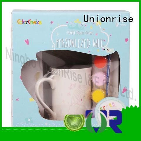 Unionrise 12 ceramic painting kits