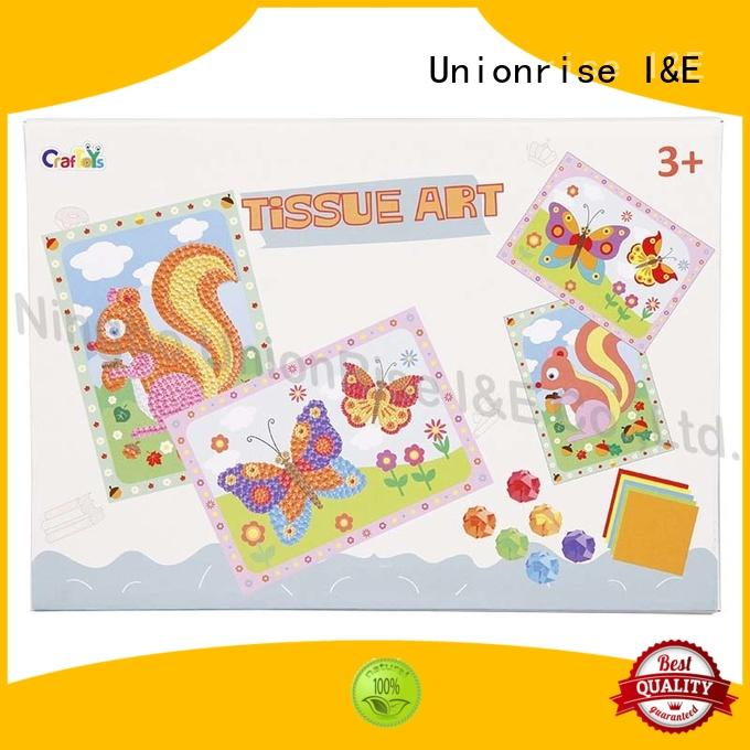 Unionrise paper craft set