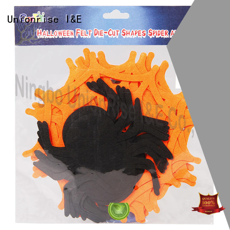 wholesale halloween felt craft kits promotional fast delivery
