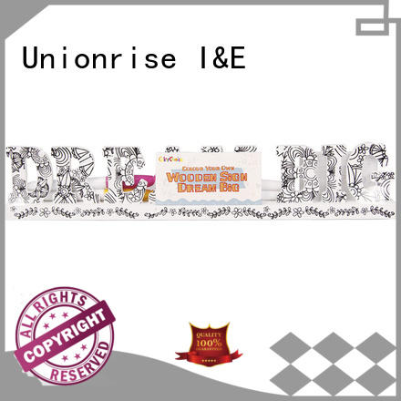 Unionrise own paint for wood crafts