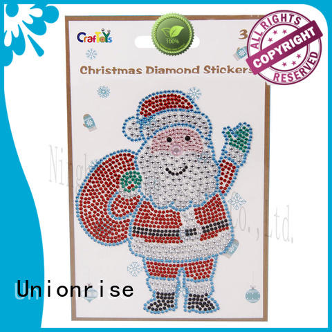 Unionrise christmas arts and crafts stickers