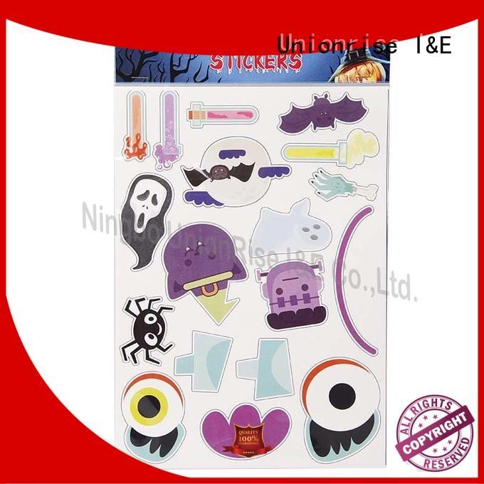 Unionrise halloween arts and crafts stickers
