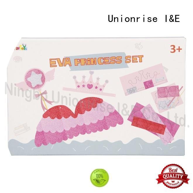 Unionrise top brand eva craft sets best factory for wholesale