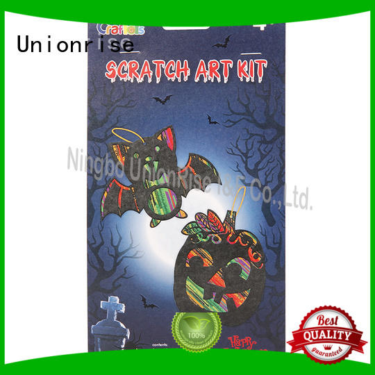Unionrise scratch art set