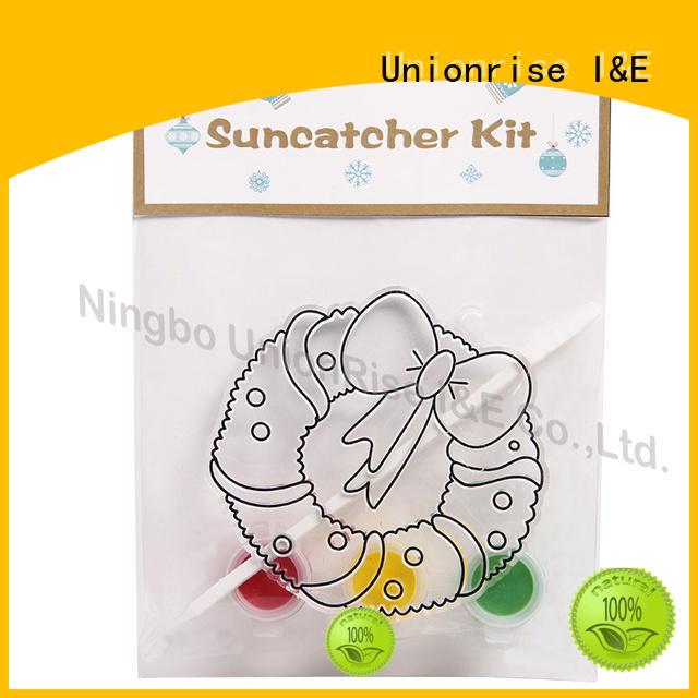 Unionrise suncatcher paint set