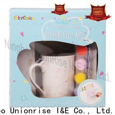 New ceramic paint set piggy for business for kids
