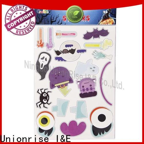 Unionrise stickers arts and crafts stickers for business for kids