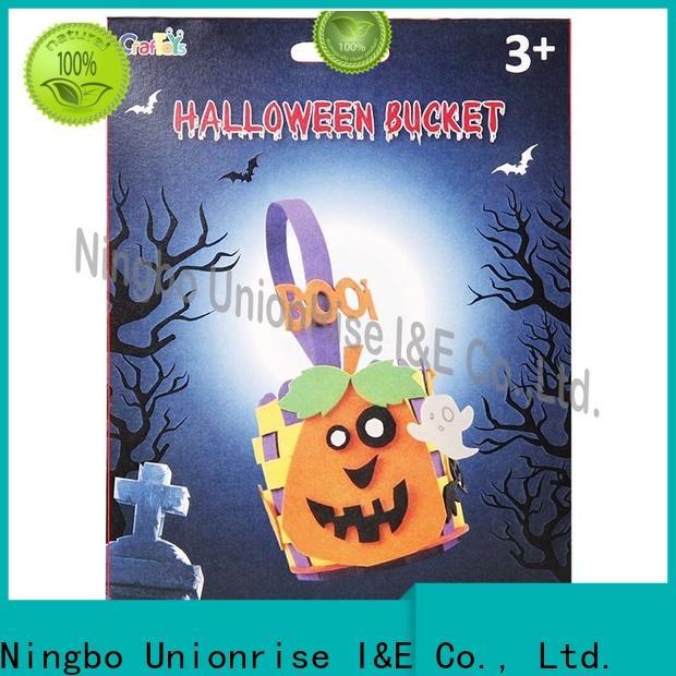 Unionrise hot-sale halloween eva craft sets manufacturers for children