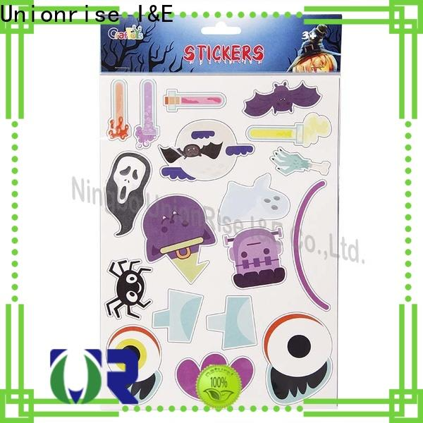 Unionrise Top kids craft stickers factory for children