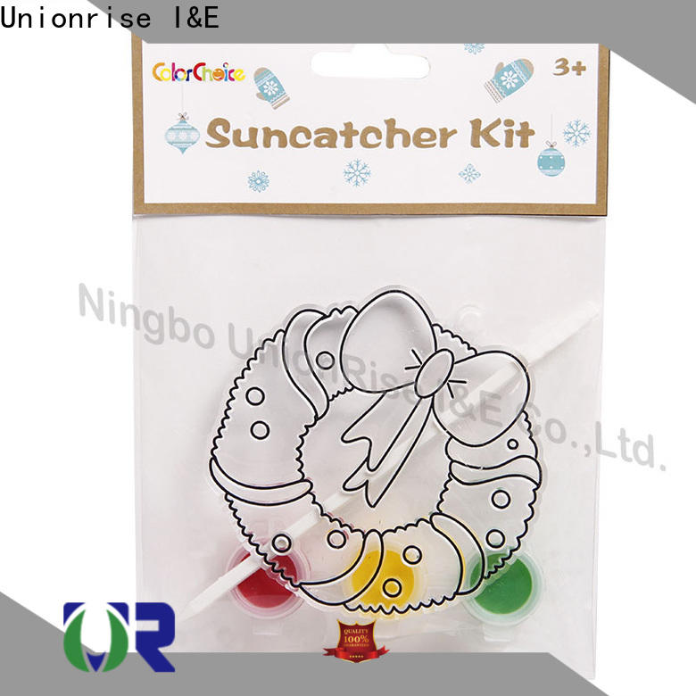 High-quality suncatchers painting kit love Suppliers for children