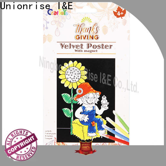 Unionrise Top paper craft kits for business for kids