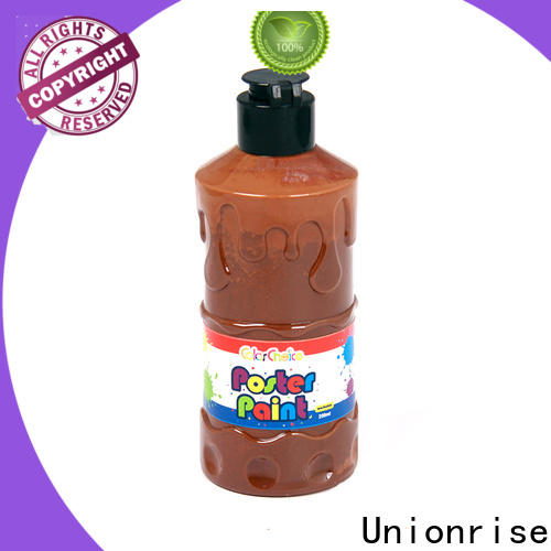 Unionrise New washable poster paint Suppliers for children