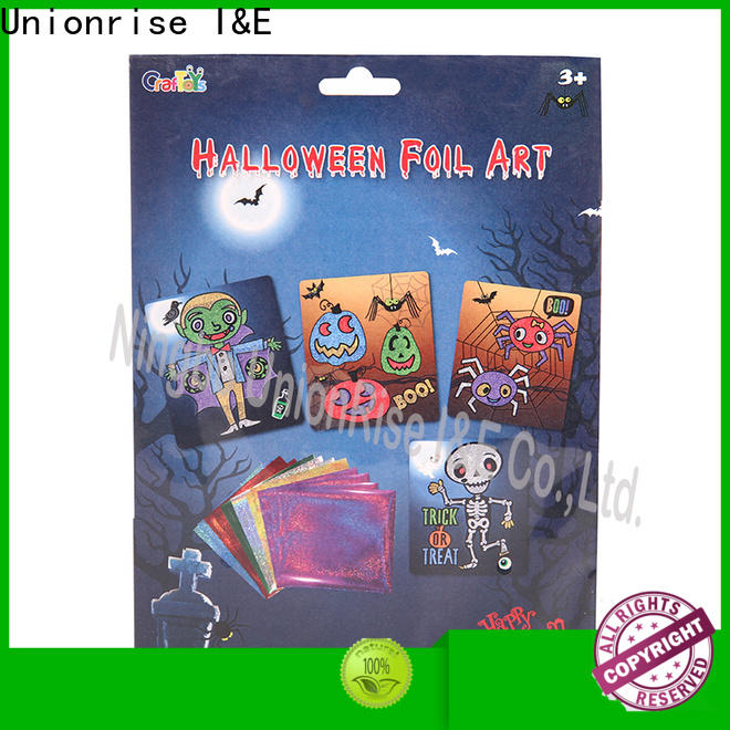 Unionrise universal foil art kit manufacturers for kids