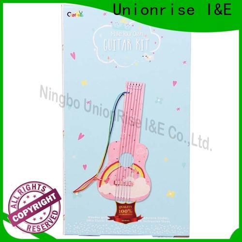 Unionrise wind wooden art kit company for children
