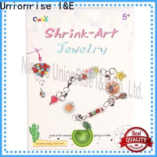 Unionrise chain shrink art kits company for children