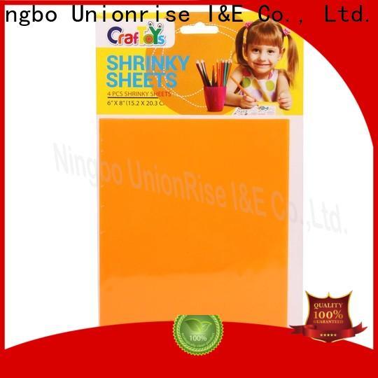 Unionrise Wholesale shrink craft kits manufacturers for kids