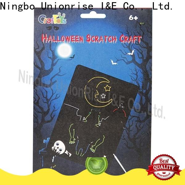 Top scratch art kits skull for business for kids